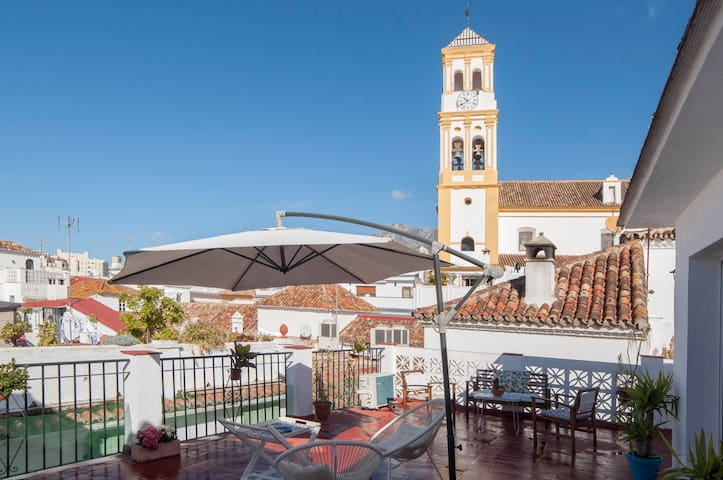 Lovely and cozy apartment old town Marbella