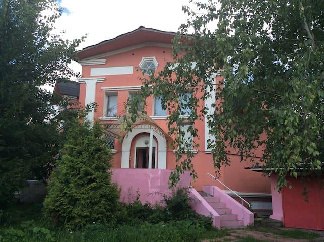 Razvilka的民宿