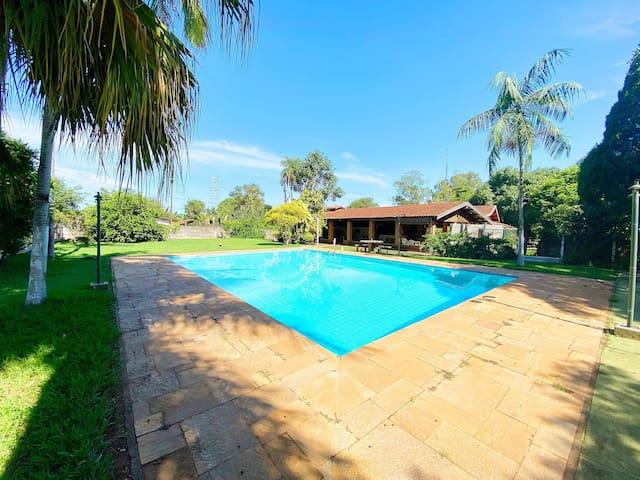 Santa Cruz da Conceição的民宿