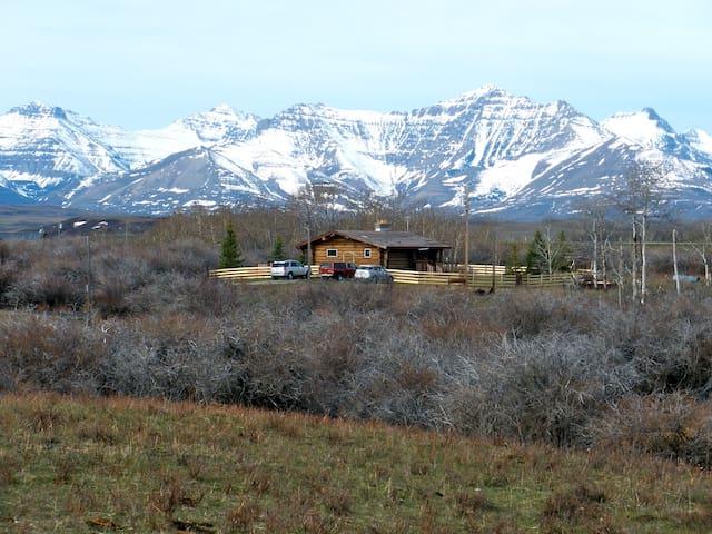 Twin Butte的民宿