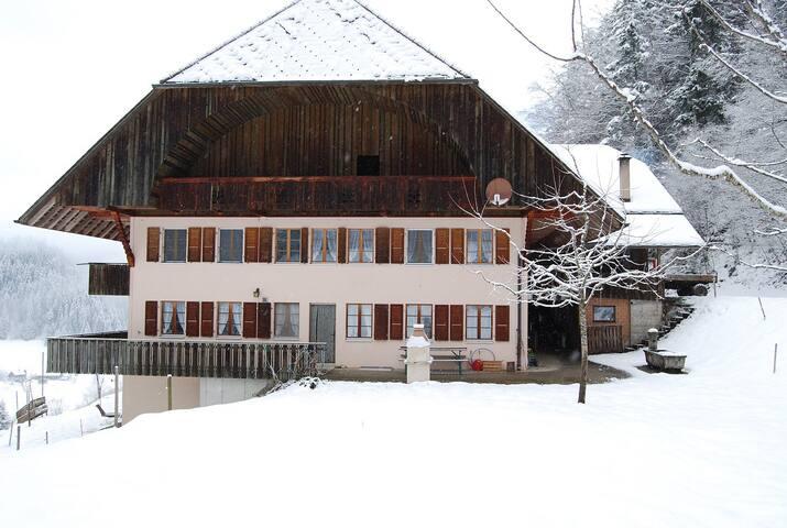Langnau im Emmental的民宿