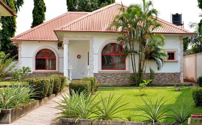 Ibadan的民宿