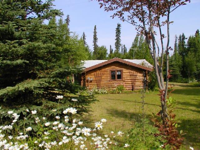 Hope Lake Cabin