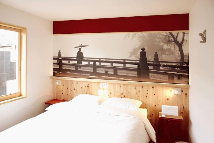 【美都津山庵・宮川】アート溢れる 日本の美を体感できる城下町町屋ホテル!#LW4