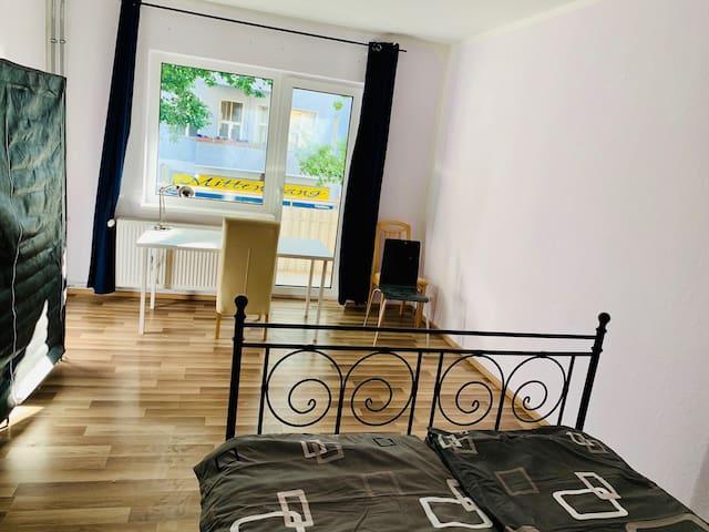 柏林的民宿
