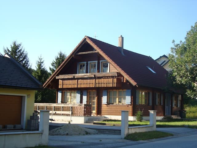 Appartement in Mariazell