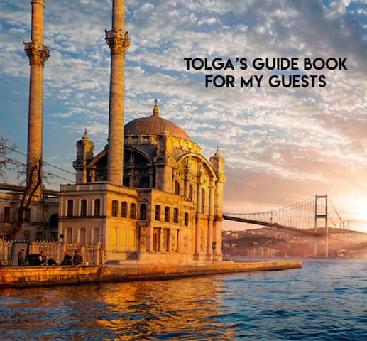 For Tolga's Guests ( Guide Book )