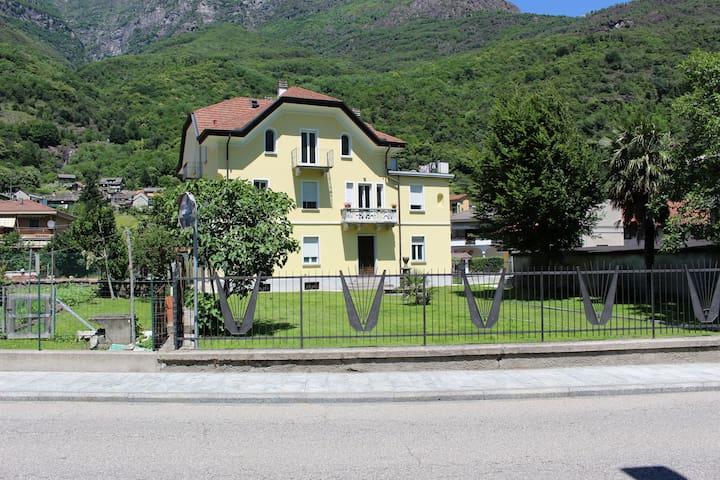 Premosello-chiovenda的民宿