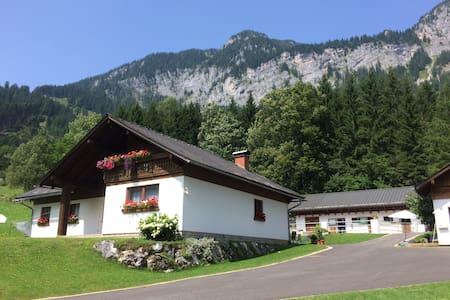 Paradies für Kinder und Erw.mitten in den Bergen