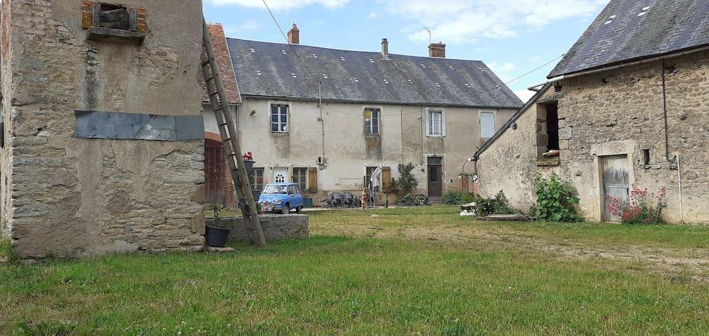 La Motte-Ternant的民宿