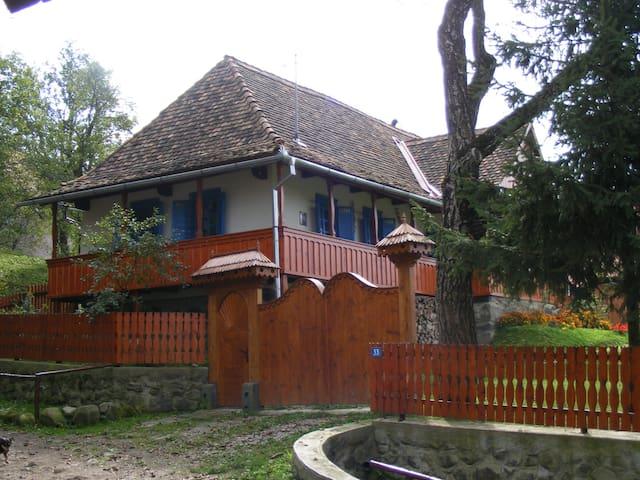 Șiclod的民宿