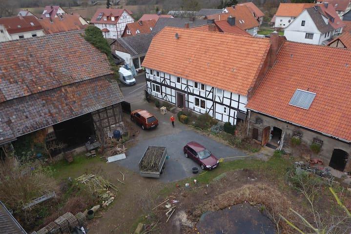 Witzenhausen的民宿