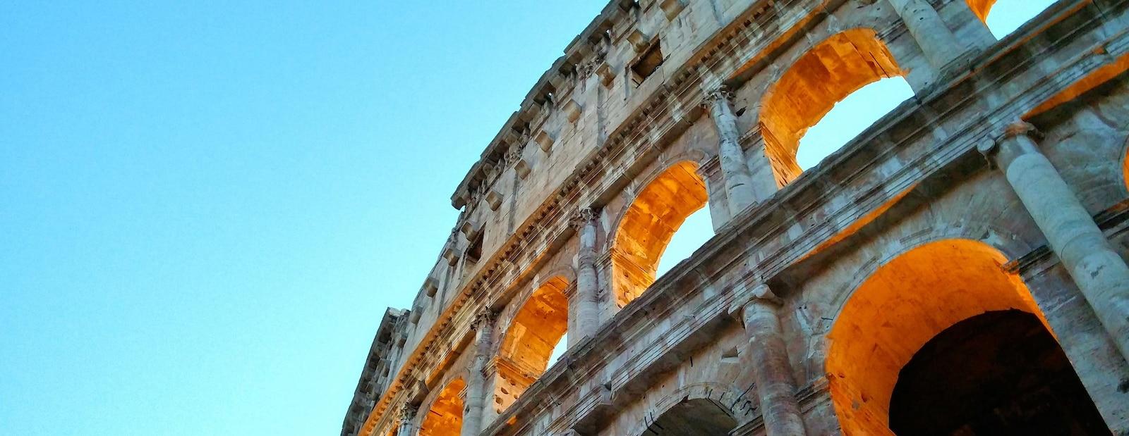 罗马的度假屋