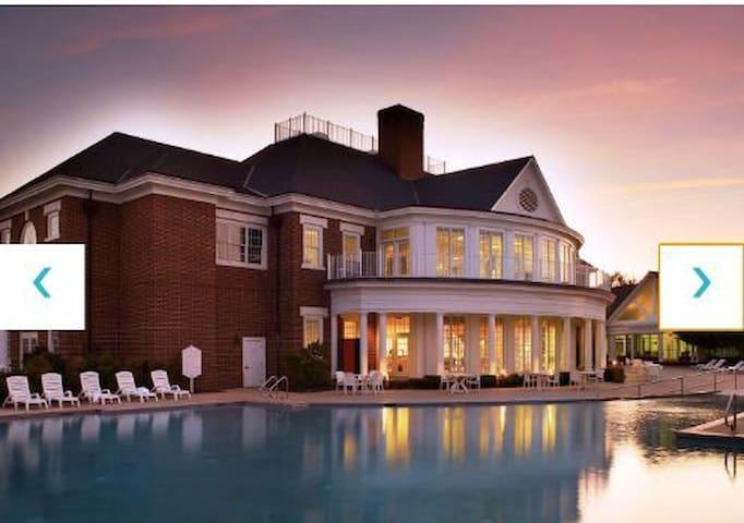 Williamsburg plantation resort 2BDRMs deluxe