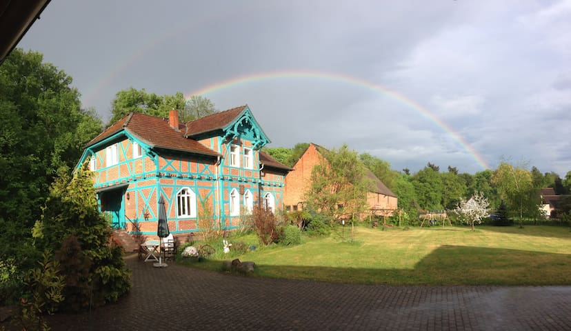 Hansestadt Havelberg的民宿