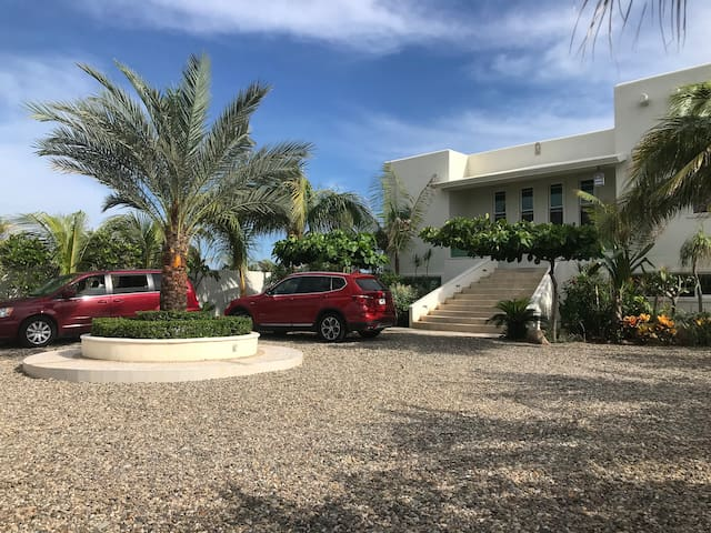 Playa Ventura Copala Guerrero 的民宿