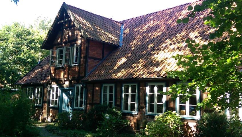Nahrendorf的民宿