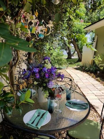 冬季花园(Winter Garden)的民宿