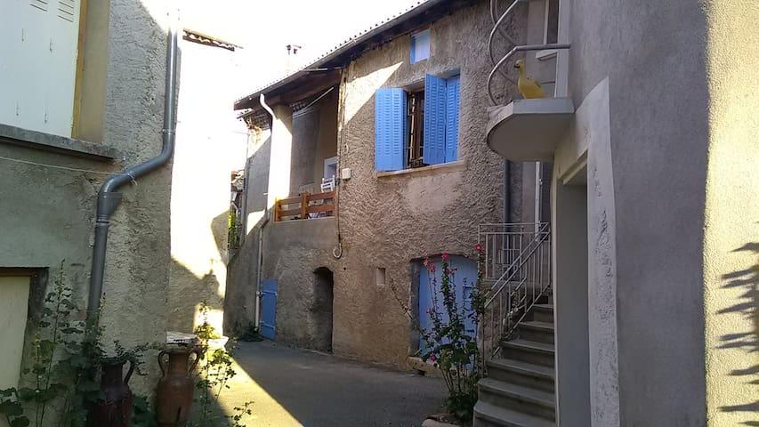 Luc-en-Diois的民宿