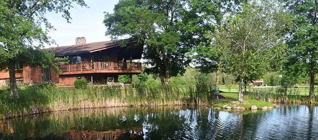 Kodiak Falls Lodge Ohio