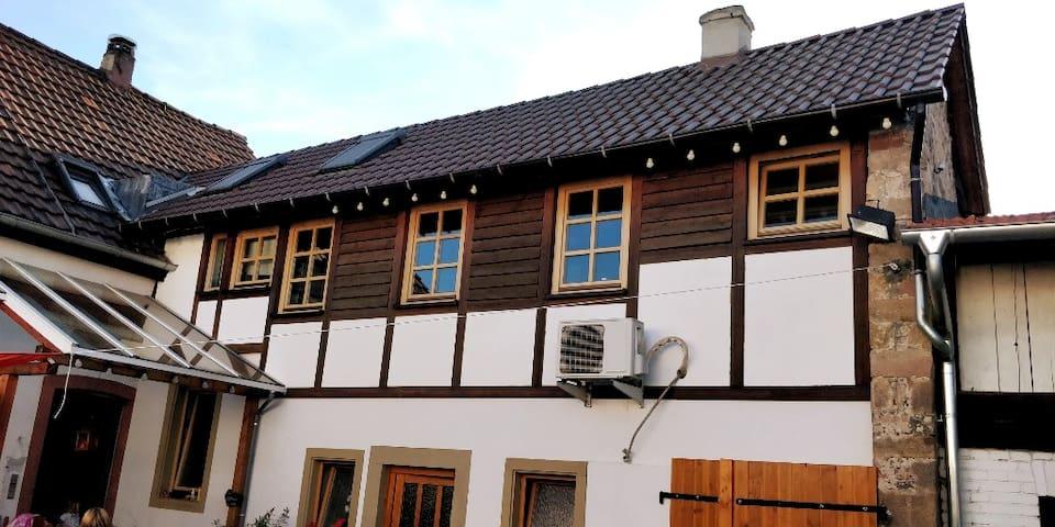 Friedelsheim的民宿