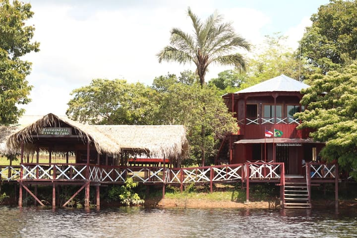 Lago de Acajatuba的民宿