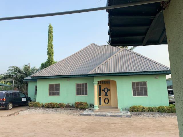 Makurdi的民宿