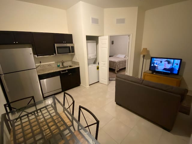 Private, Clean, Brand new Suite
