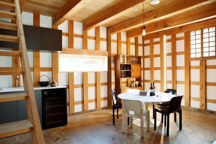 TAKIGAHARA HOUSE-Life with Farm-