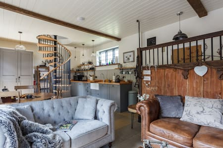 Luxury New Forest Barn, ideal for couples