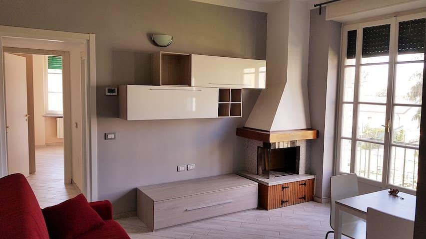 Appartamento arredato a Mortara