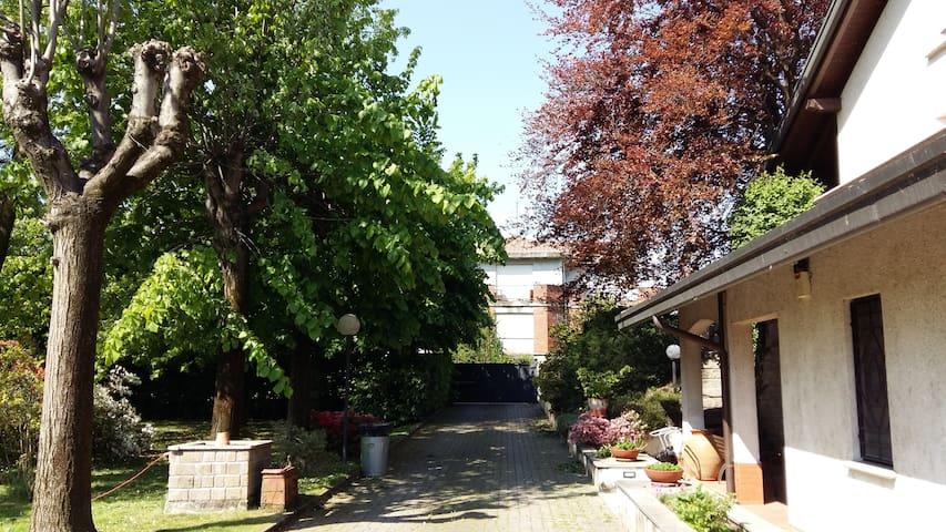 San Pietro Mosezzo的民宿