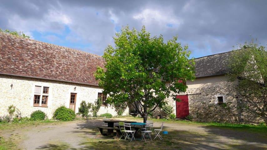 Chevillé的民宿