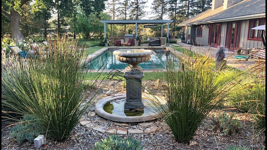 Santa Ynez Retreat – Close to Restaurants/Wineries
