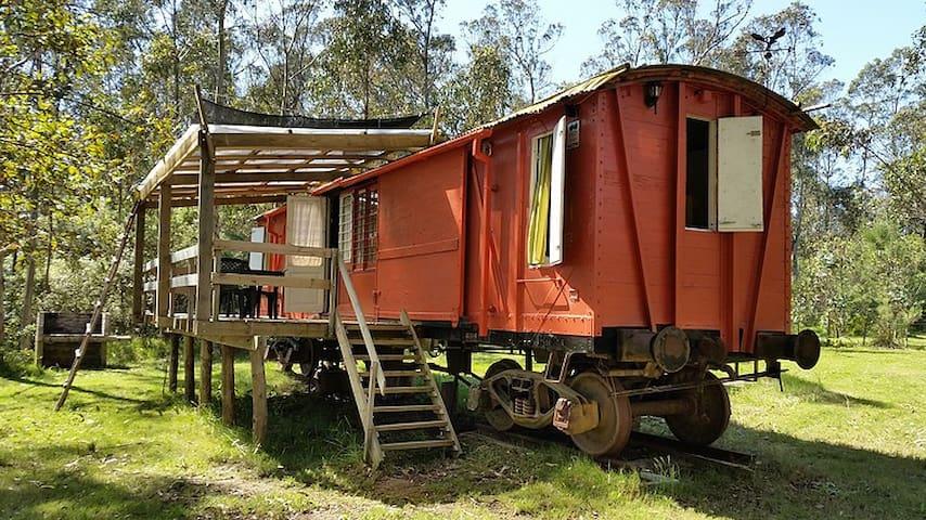 Casa   Vagón en Punta Negra de Maldonado
