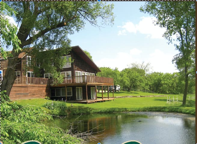 Canoe Creek Lodge