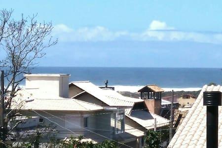 Casa c/vista p/o mar no Ganesha Residence/Campeche