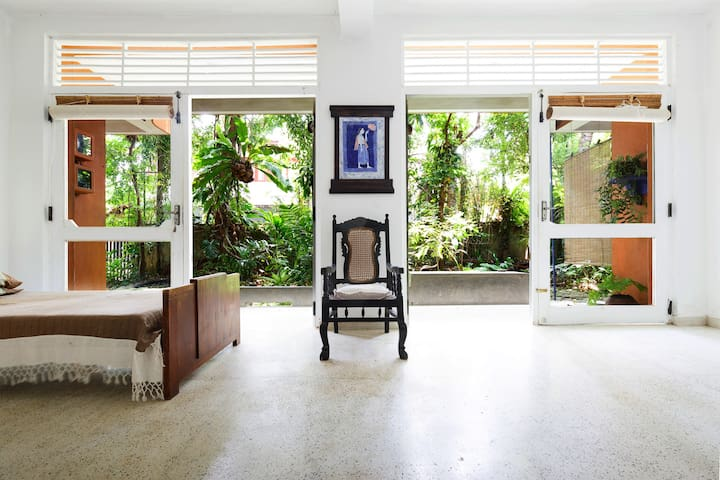 Paved Path- Artist's Gallery