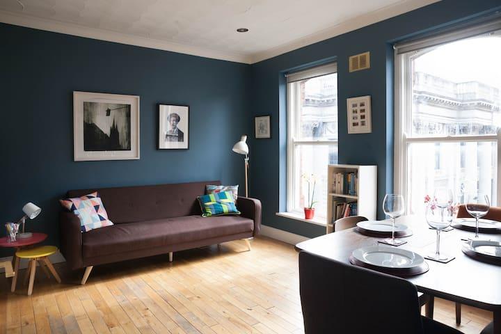 都柏林的民宿