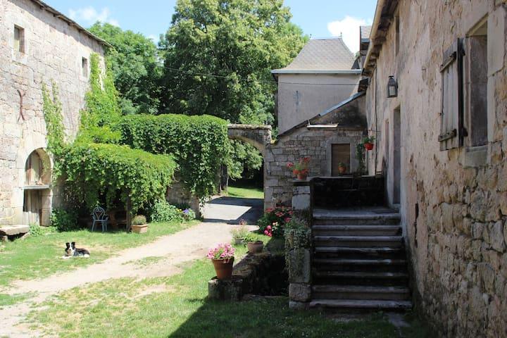 Saint-Léons的民宿