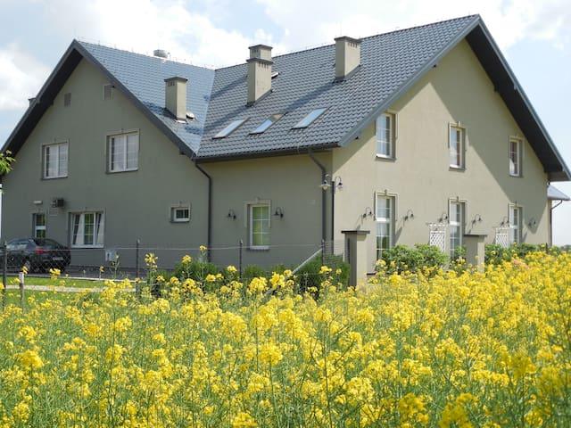 Nowa Wieś的民宿