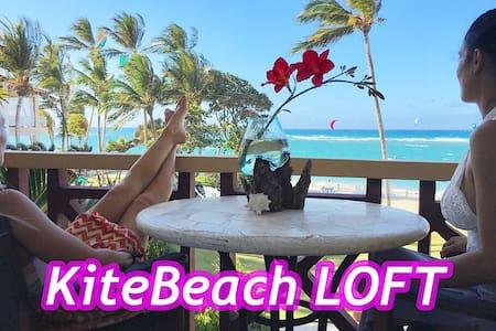 ☆LUXURY BEACH LOFT☆on KITEBEACH by KiteBeachRental