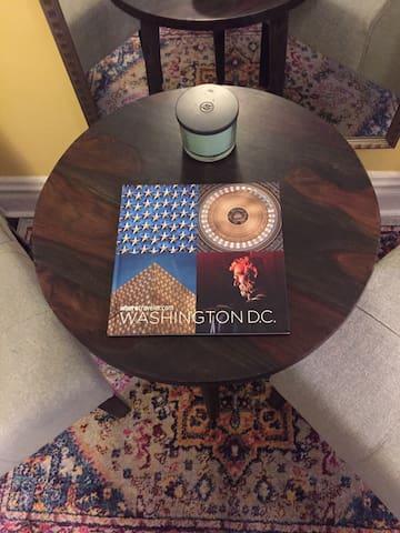 华盛顿的民宿