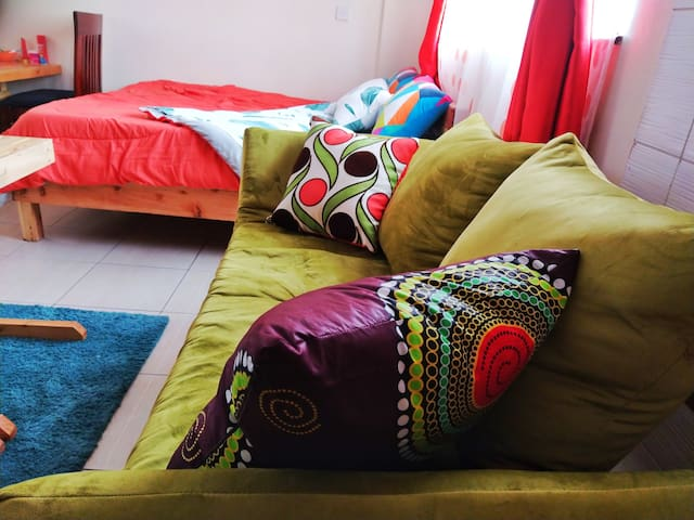 A SERENE AND MAGICAL STAY AT THE HEART OF NAIROBI