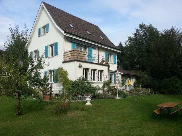 Langenthal的民宿