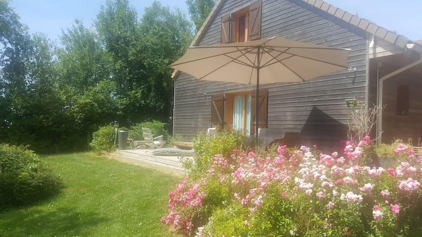 Bannost-Villegagnon的民宿