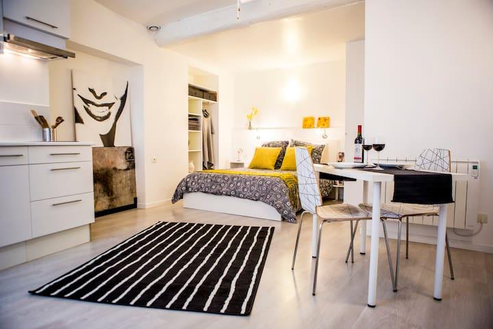 Gorgeous studio in Lagrasse