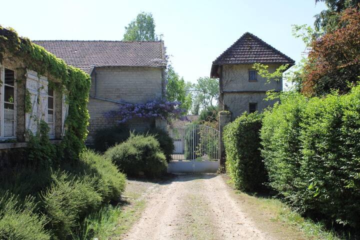 Verneuil-sous-Coucy的民宿