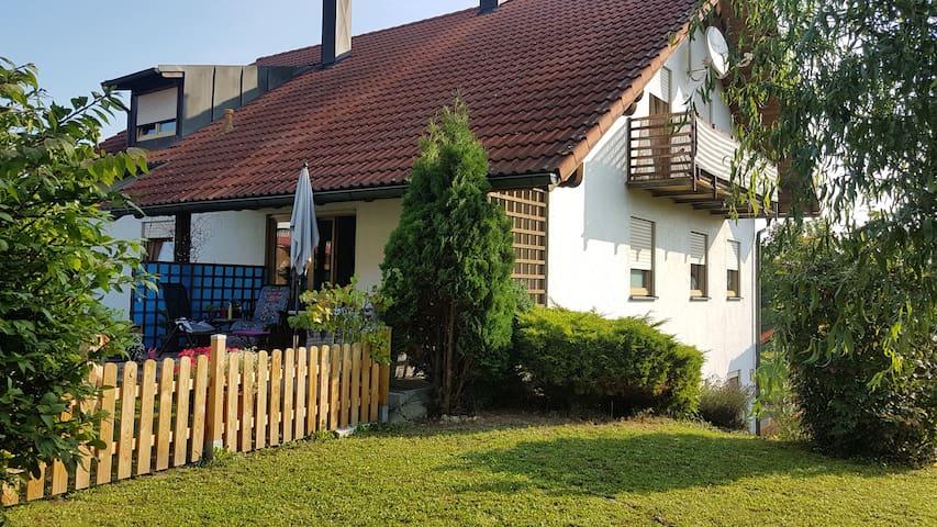 Straßkirchen的民宿
