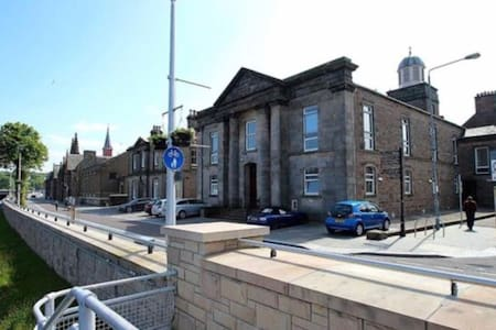 Ness Side Apartment, Inverness City Centre